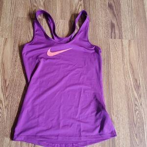 Nike Pro dri fit muscle tee shirt small